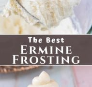 ermine frosting pin
